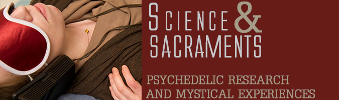 Science & Sacraments Banner